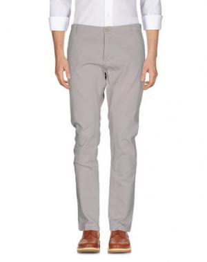 Повседневные брюки PT05. Цвет: синий
