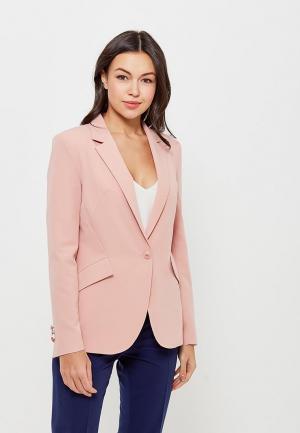 Пиджак Villagi. Цвет: розовый