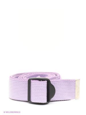 Ремешок для йоги Easy Body 4899NS-IB. Цвет: сиреневый