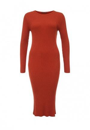 Платье Tom Farr. Цвет: оранжевый