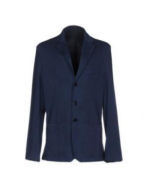 Пиджак VALDOGLIO. Цвет: темно-синий