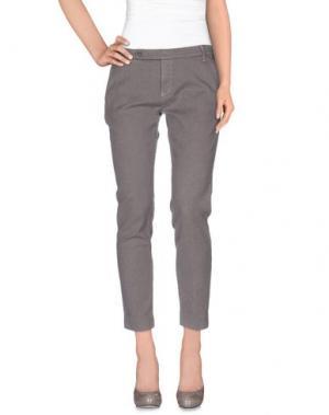 Повседневные брюки TRUE NYC.. Цвет: светло-розовый