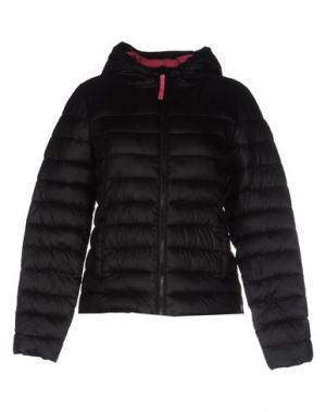 Куртка CLARK JEANS. Цвет: черный