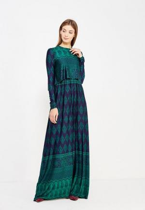 Платье Sahera Rahmani. Цвет: разноцветный