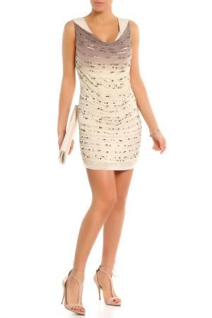 Платье Amen. Цвет: мультицвет