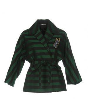 Пиджак ROCHAS. Цвет: зеленый