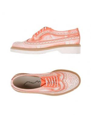 Обувь на шнурках PENELOPE. Цвет: оранжевый
