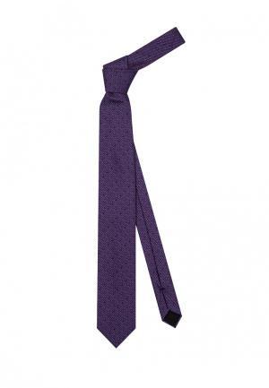 Галстук Colletto Bianco. Цвет: фиолетовый