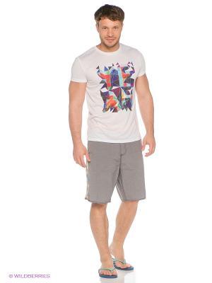 Шорты ARCH LEG UEA19 Quiksilver. Цвет: серый