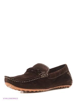 Обувь Franco Bellucci. Цвет: коричневый