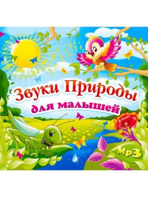 Звуки природы для малышей (компакт-диск MP3) RMG. Цвет: прозрачный