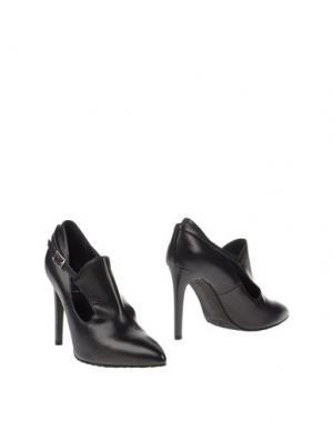 Ботинки SGN GIANCARLO PAOLI. Цвет: черный