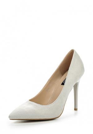 Туфли Bellamica. Цвет: серый
