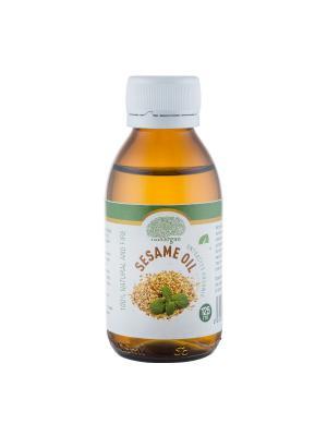 Кунжутное масло 125 мл Huilargan. Цвет: желтый