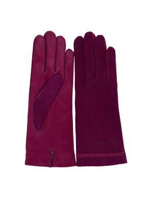 Перчатки PerstGloves. Цвет: темно-фиолетовый, сиреневый