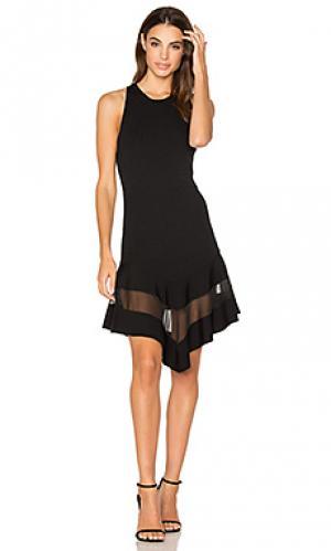 Платье ilaria Ronny Kobo. Цвет: черный