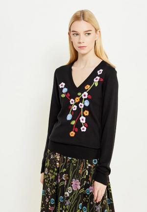 Пуловер Blugirl Folies. Цвет: черный