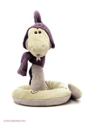 Игрушка Змей Луи ORANGE. Цвет: оливковый, темно-фиолетовый