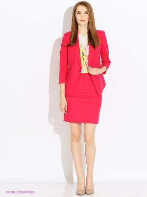 Пиджак Baon. Цвет: розовый