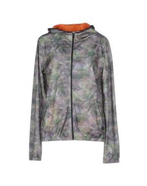 Куртка !M?ERFECT. Цвет: зеленый-милитари