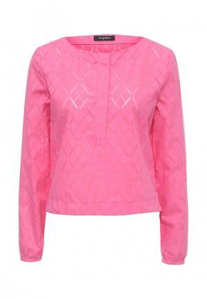 Блуза Byblos. Цвет: розовый