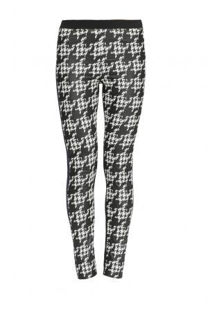 Трикотажные брюки 150098 Cristina Effe. Цвет: монохром