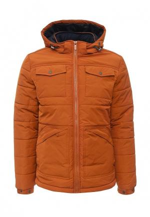 Куртка утепленная Medicine. Цвет: оранжевый