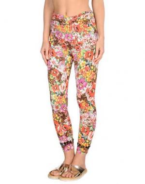 Пляжные брюки и шорты VDP BEACH. Цвет: красный