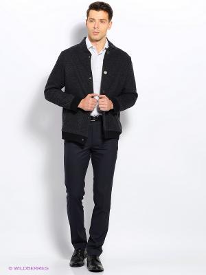 Куртка Пряник. Цвет: черный