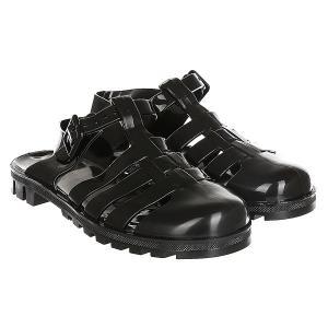 Сандалии женские  Standard Colours Black JuJu. Цвет: черный