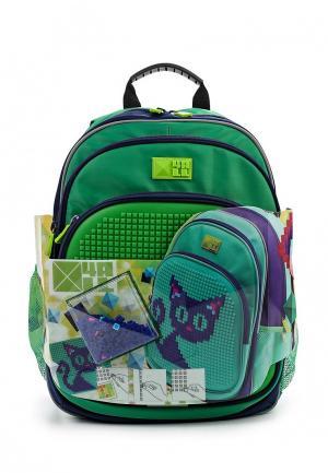 Рюкзак 4All. Цвет: зеленый