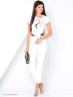 Блузка INDIGIRA. Цвет: белый