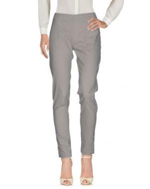 Повседневные брюки RUNDHOLZ. Цвет: серый