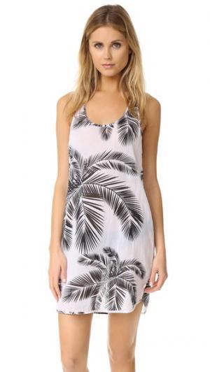 Surf Bazaar. Цвет: пальмовый принт