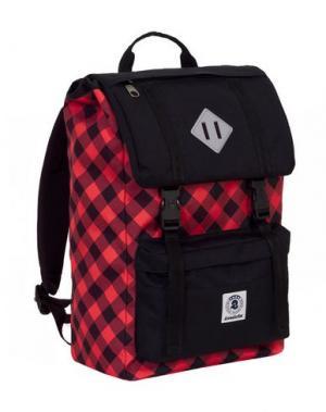 Рюкзаки и сумки на пояс INVICTA. Цвет: красный
