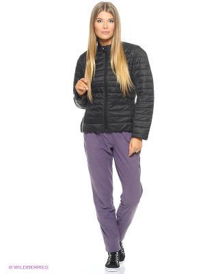 Куртка W Alp J Adidas. Цвет: черный