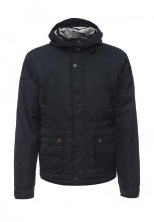 Куртка утепленная Deblasio. Цвет: черный