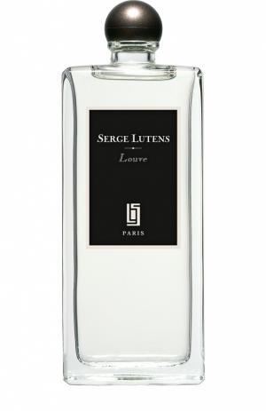 Парфюмерная вода Louve Serge Lutens. Цвет: бесцветный
