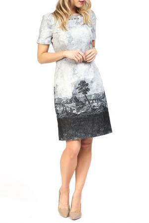 Платье Apanage. Цвет: мультицвет
