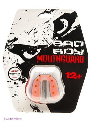 Капа Bad Boy Mouthguard Gel. Цвет: оранжевый