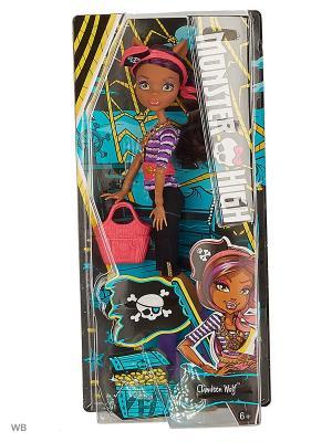 Куклы из серии Пиратская авантюра в ассортименте Monster High. Цвет: темно-фиолетовый