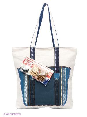 Набор для шитья и вышивания Сапфир Матренин Посад. Цвет: синий, светло-бежевый