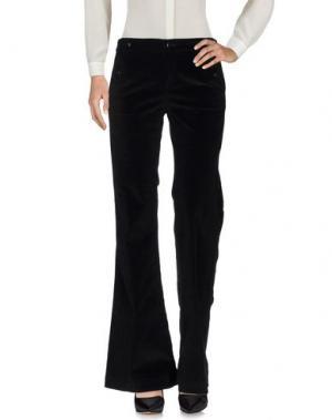 Повседневные брюки THE SEAFARER. Цвет: черный