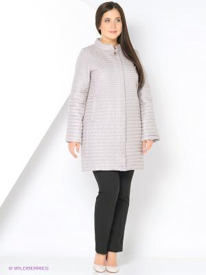 Куртка VIZANI. Цвет: серый