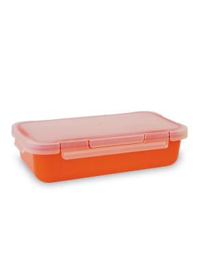 Контейнеры из полимеров Valira. Цвет: оранжевый