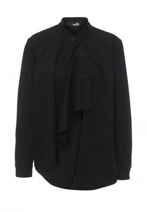 Блуза Love Moschino. Цвет: черный