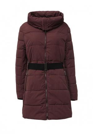 Куртка утепленная Bruebeck. Цвет: бордовый