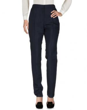 Повседневные брюки LUCAS NASCIMENTO. Цвет: темно-синий
