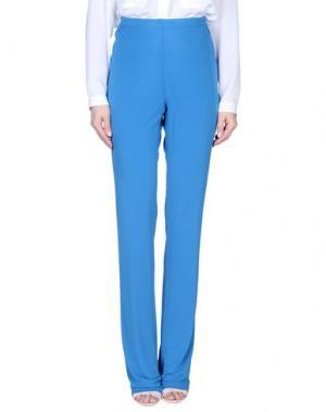 Повседневные брюки DOMINA. Цвет: лазурный