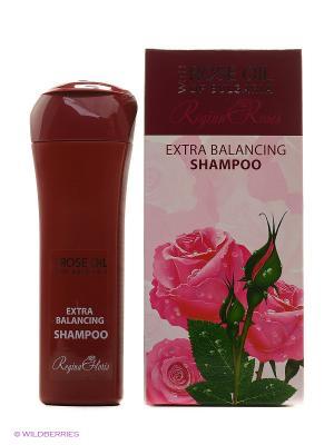 Шампунь для волос восстанавливающий Regina floris Biofresh. Цвет: белый, бордовый, розовый